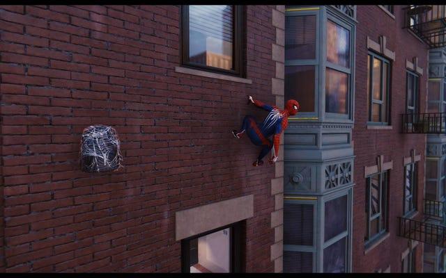 Ransel Spider-Man Membawa Web-Slinger ke Bumi