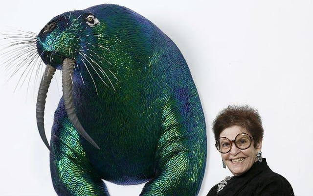 ロンドンの主要アートギャラリーが全女性展を開催