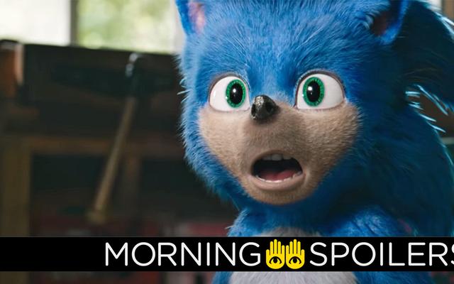 Notre premier aperçu ganté du Sonic: la refonte du hérisson est arrivée