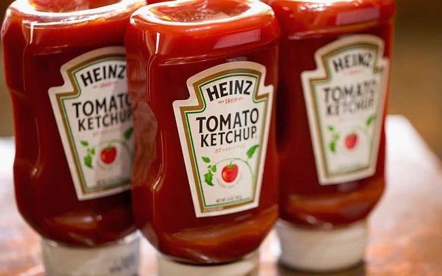Heinz akan mengubah penerbangan Super Bowl Anda dengan harga 57 sen