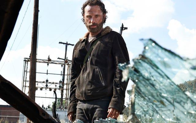 Perdere Rick Grimes è la cosa migliore che possa capitare a The Walking Dead