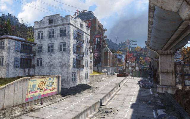 Fallout 76 Yeni Bir Battle Royale Haritası ve Cooperative Vault Raid Aldı