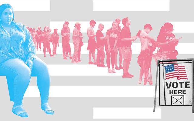 トランスジェンダーの有権者にとって、2020年の選挙は大きな影響と障害をもたらします