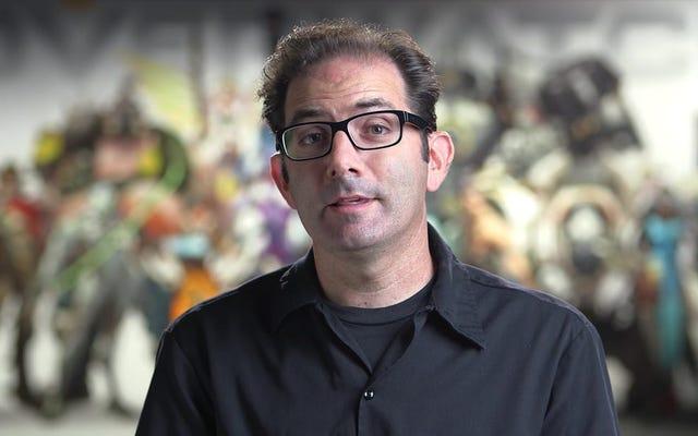 Il regista di Overwatch Jeff Kaplan lascia Blizzard