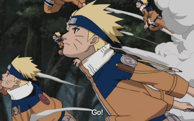 Ribuan Orang Mengatakan Mereka Akan Berlari Seperti Naruto Akhir Pekan Ini