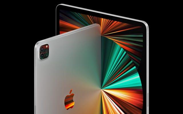 Apple Membungkus M1 iPad Pro Dengan Layar MiniLED