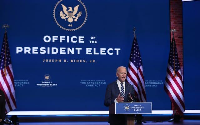 ジョー・バイデン次期大統領がほぼ30年でジョージア州を勝ち取る最初の民主党員になる