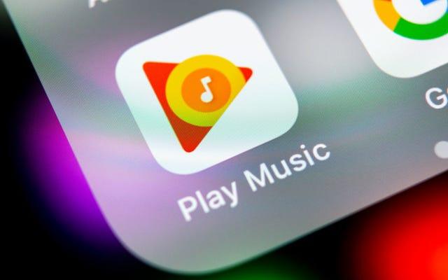 Jak pozbyć się ducha muzyki Google Play z telefonu