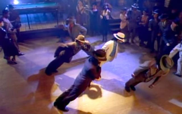 Cómo bailar como Michael Jackson: Clava tus zapatos al suelo