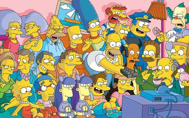 Apa kutipan Simpsons favorit Anda?