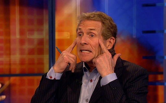 Troy Aikman odia Skip Bayless e Fox Sports lo adora