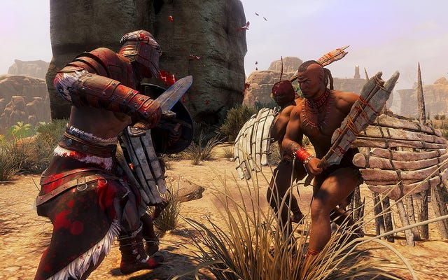 Игра Conan Survival с открытым миром выйдет на Xbox One, ранний доступ к ПК в январе
