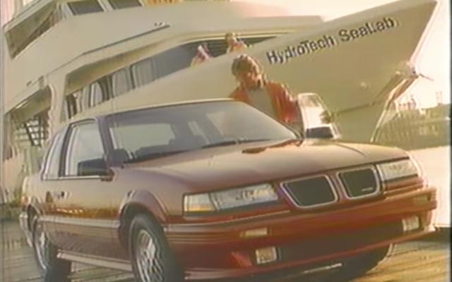 Zwróć się do Pontiac Grand Am z 1989 roku, aby uzyskać gorący wygląd i wysoką wydajność