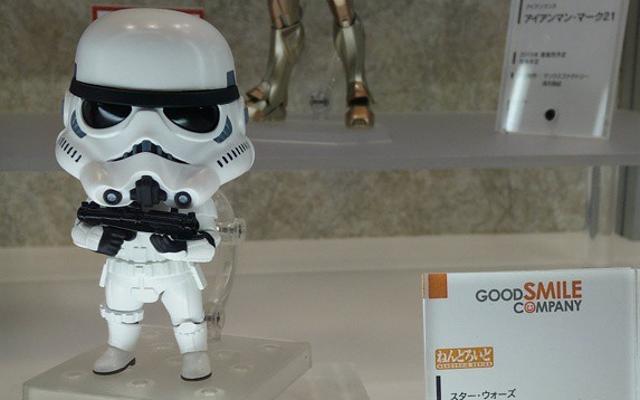 Nenodroid Stormtrooper fera fondre le cœur même des rebelles les plus ardents
