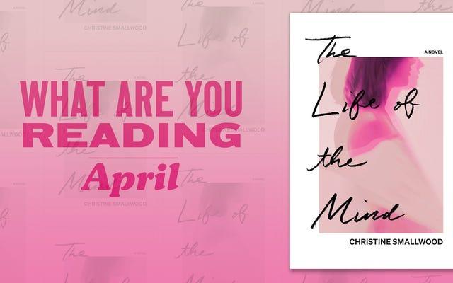 4月に何を読んでいますか?