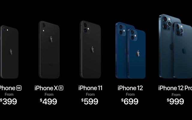 คุณควรซื้อ iPhone รุ่นใดตอนนี้ (รุ่น iPhone 12)