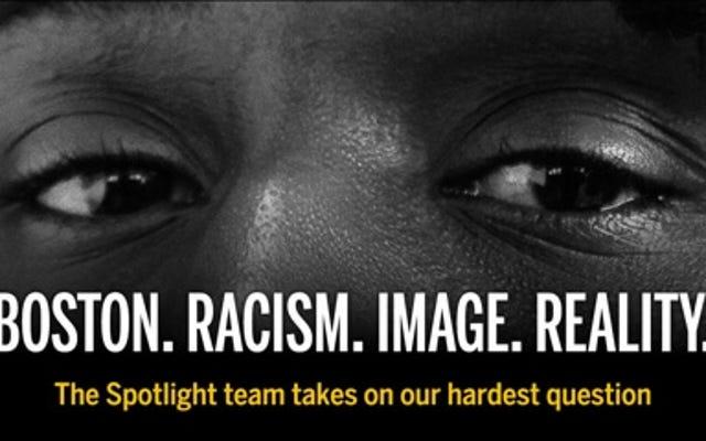 Boston Globe misura il razzismo della città