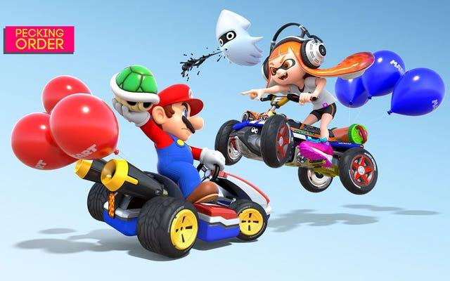 Oceńmy Mario Kart od najgorszego do najlepszego