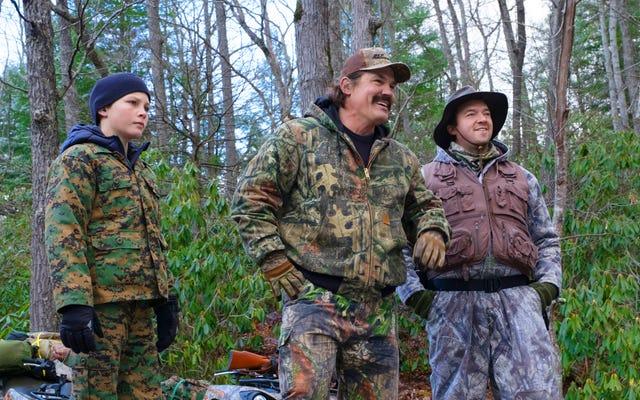 Les créateurs de Eastbound & Down et Vice Principals partent à la recherche d'un complot dans The Legacy Of A Whitetail Deer Hunter