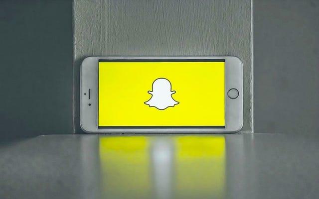 Comment rétablir l'application Snapchat à la version antérieure à la refonte