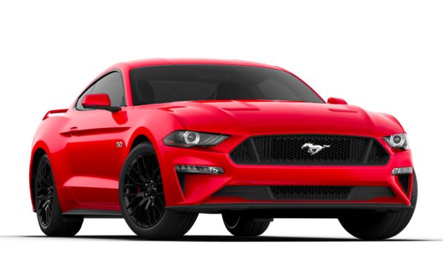 Le configurateur Ford Mustang 2018 est en hausse, tout comme les prix de la GT
