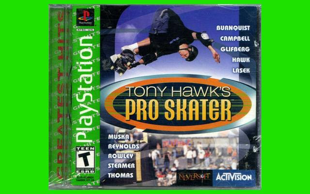 トニーホークのプロスケーターサウンドトラックは私を赤ちゃんパンクにしました