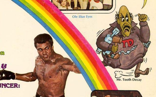 Lea esto: Cuando Muhammad Ali trató de curar la caries dental