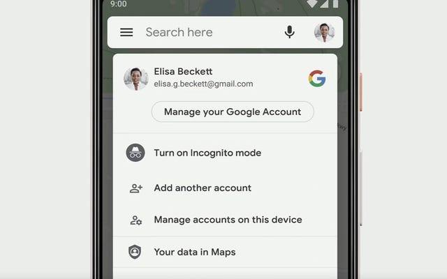 Comment activer le mode incognito de Google Maps pour que personne ne sache où vous allez