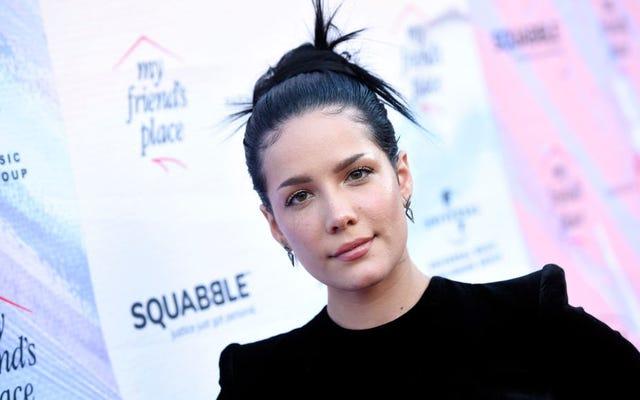 Halsey cho biết cô ấy coi công việc tình dục khi còn là một thiếu niên trải qua tình trạng vô gia cư ở thành phố New York