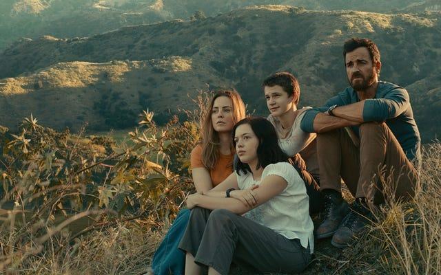 Justin Theroux se escapa a México en el tráiler del drama de Apple TV Plus The Mosquito Coast