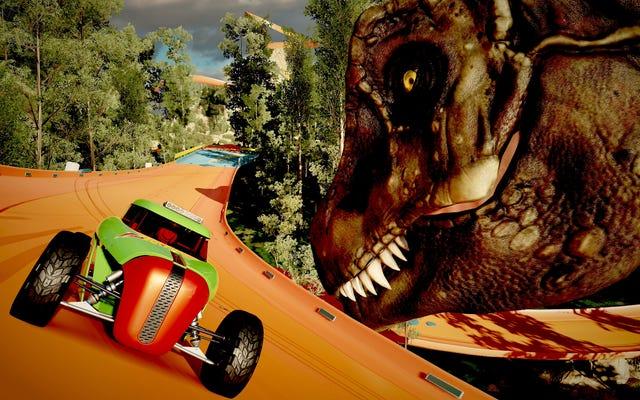 La expansión Hot Wheels de Forza Horizon 3 es pura alegría