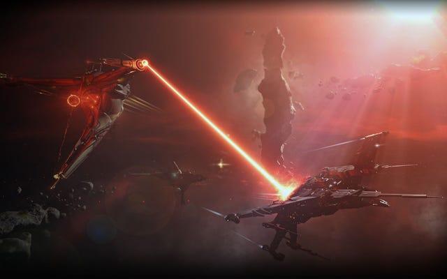 EVE Onlineは、ゲームの開発者は匿名でなければならないという長年のルールを撤回します