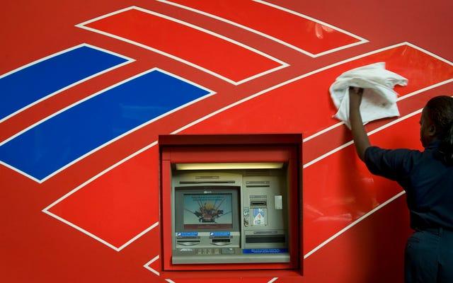 Bank of America надеется, что «сотрудник по безопасности» сможет уберечь свою рекламу от интернет-выгребных ям