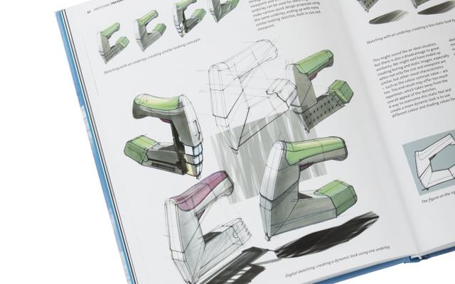 Nghệ thuật phác thảo thiết kế sản phẩm có nguy cơ tuyệt chủng, được giới chuyên môn giải thích