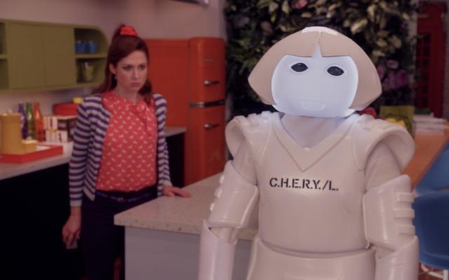 CHERY / एल। द रोबोट इज अनब्रेकेबल किम्मी श्मिट का अनसंग हीरो