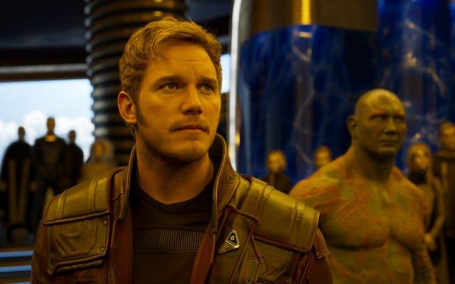 ギャラクシーのクリスプラットの守護者は、DCのスーパーヒーロー映画について1つの願いを持っています