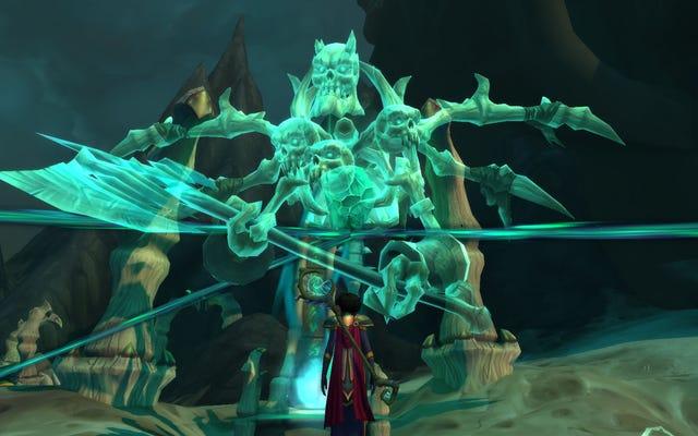 残念なスタートの後、WoW:ShadowlandsのストーリーがMaldraxxusで大活躍
