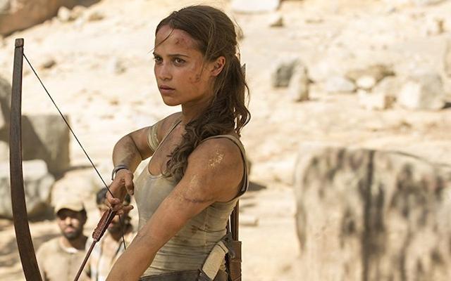 No solo está sucediendo una secuela de Tomb Raider, de alguna manera Ben Wheatley la está dirigiendo