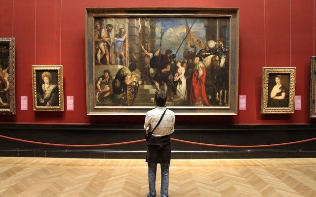 Anda Dapat Menjelajahi 500+ Museum dan Galeri Ini Dari Sofa Anda