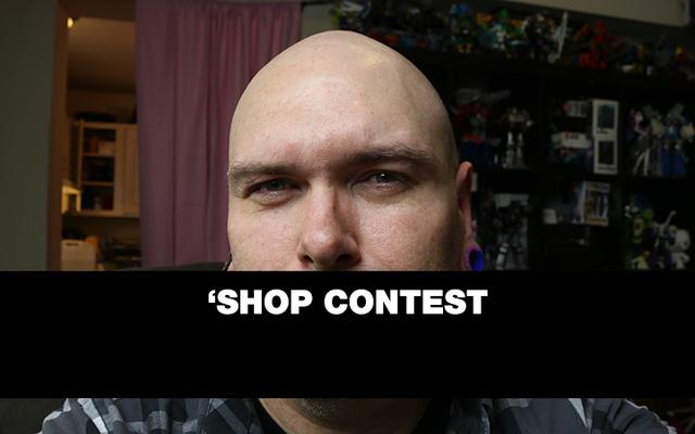 कोटकू की दुकान प्रतियोगिता: दाढ़ी वापस लाओ