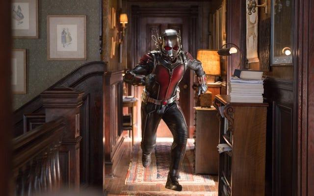 Ant-Man meninggalkan banyak pertanyaan yang belum terjawab, besar dan kecil
