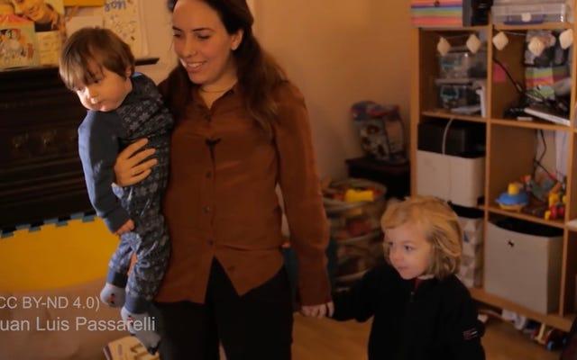 Julian Assange a secrètement père deux enfants à l'ambassade de Londres