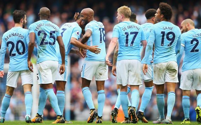 Những người ghi bàn của Manchester City rất dồi dào và tàn nhẫn