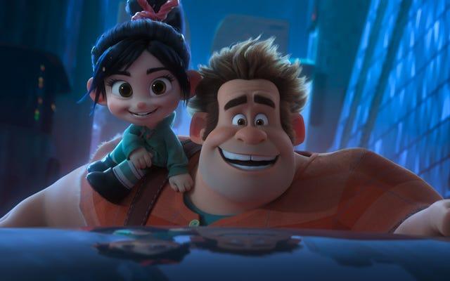 Disney menjadi viral dengan sekuel Wreck-It Ralph yang ambisius dan empuk
