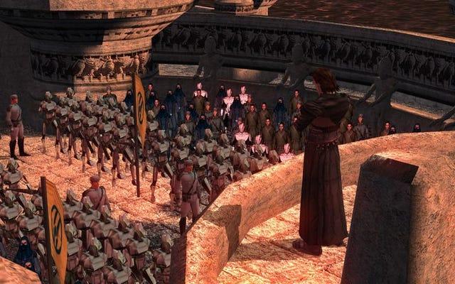 Knights Of The Old Republicのエンディングは、善が愚かであるというより多くの証拠を提供します