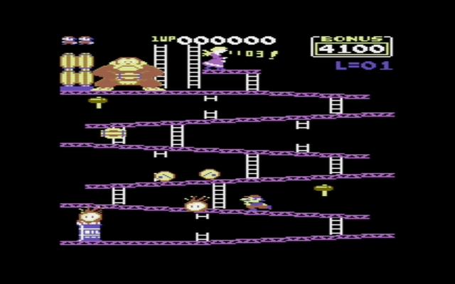 Как играть в игры Commodore 64 онлайн бесплатно