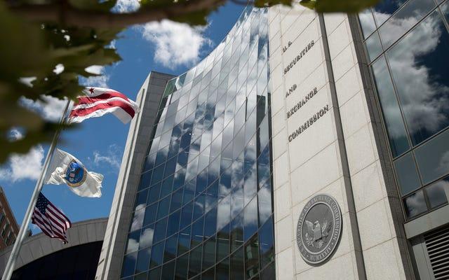 SECは怪しげなICOオペレーターを詐欺で起訴