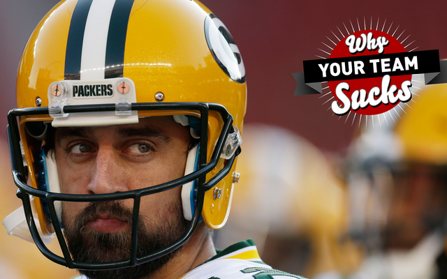 Why Your Team Sucks 2016: Green Bay Packers
