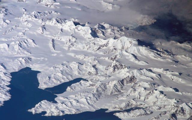 南極の最も安定した部分の1つでさえ氷を失っています