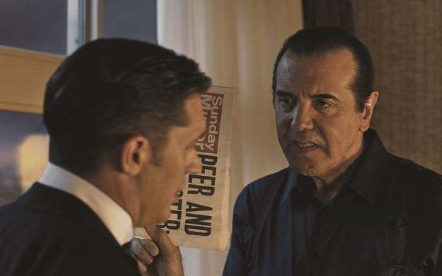Chazz Palminteri sur A Bronx Tale, Keyser Söze et les conseils de carrière de Stallone